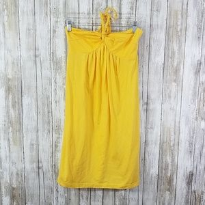 Loft women's fine top halter dress